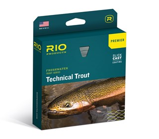 RIo Premier Technical Trout DT Fly Line