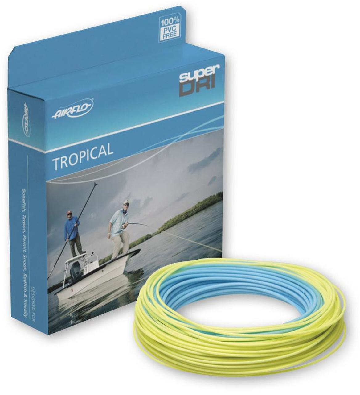Airflo Super-DRI Tropical Punch Fly Line