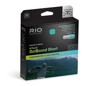 Rio Intouch Outbound Short I/S3 Fly Line