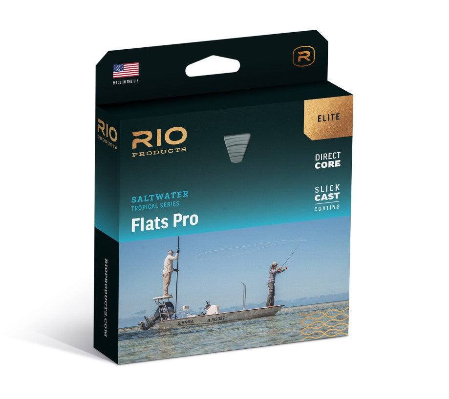 Rio Elite Flats Pro StealthTip Fly Line
