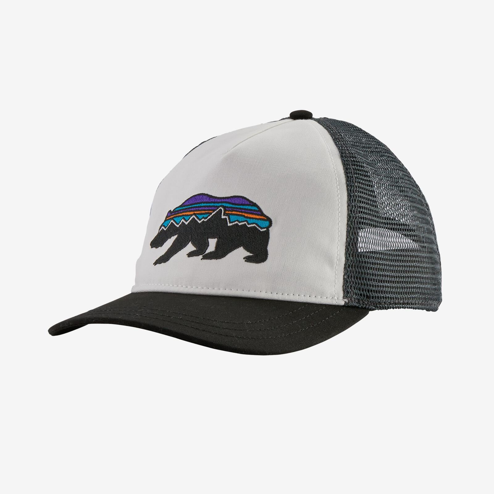 Patagonia Ws Fitz Roy Bear Layback Trucker Hat