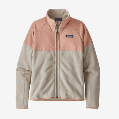 Patagonia W's LW Better Sweater Shelled Jacket