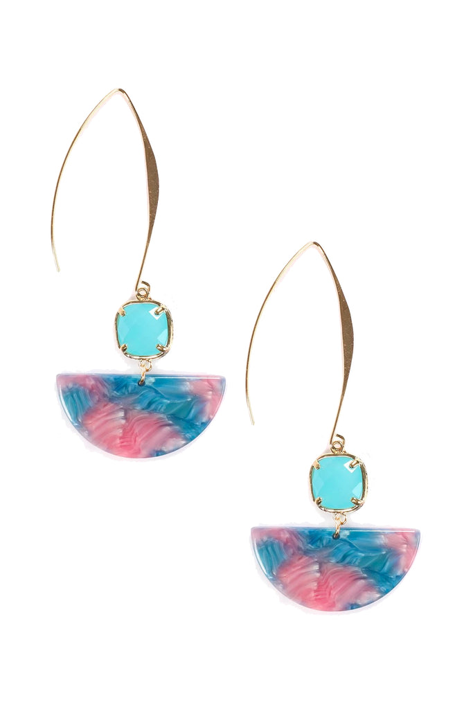 Achara Earrings - Light