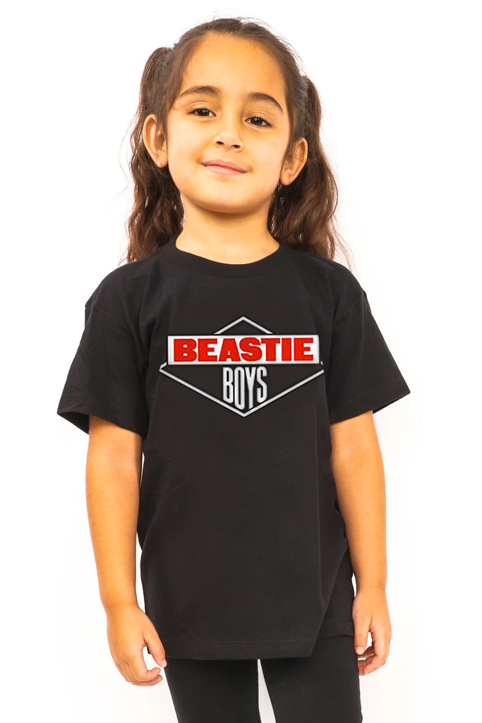 The Beastie Boys logo kid's t-shirt.