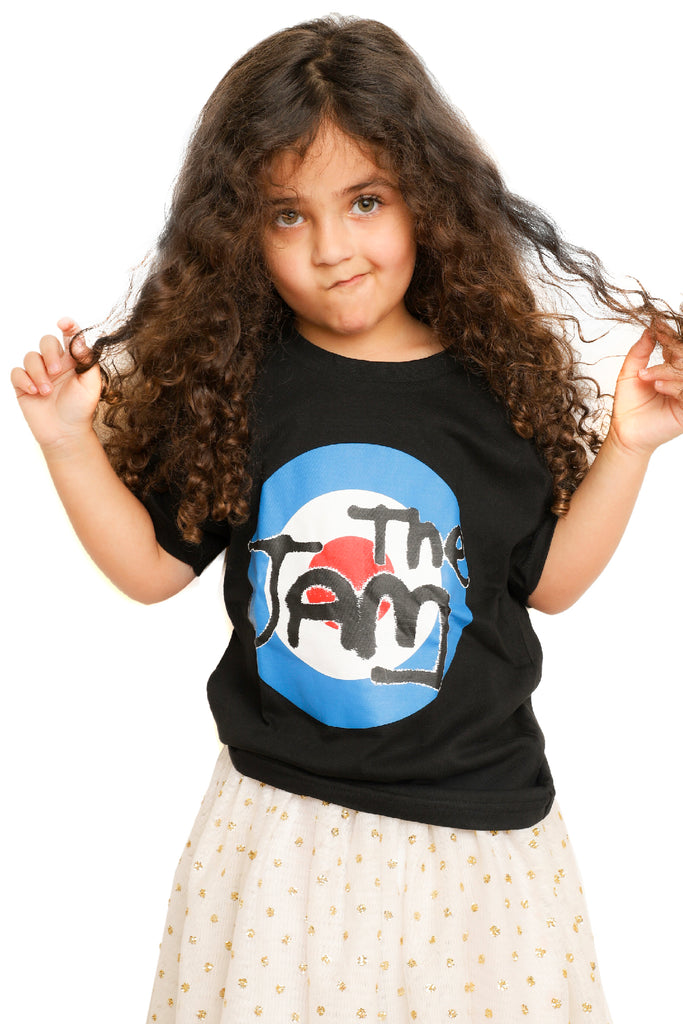 Kid's The Jam T-Shirt - Black (Boys and Girls)