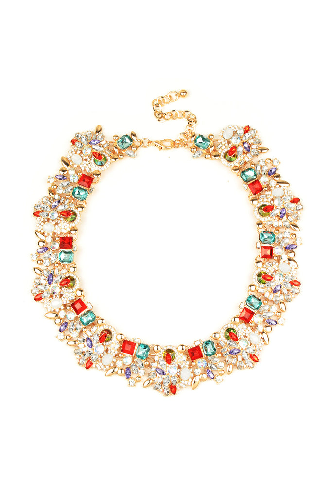 Sloane Necklace - Multi