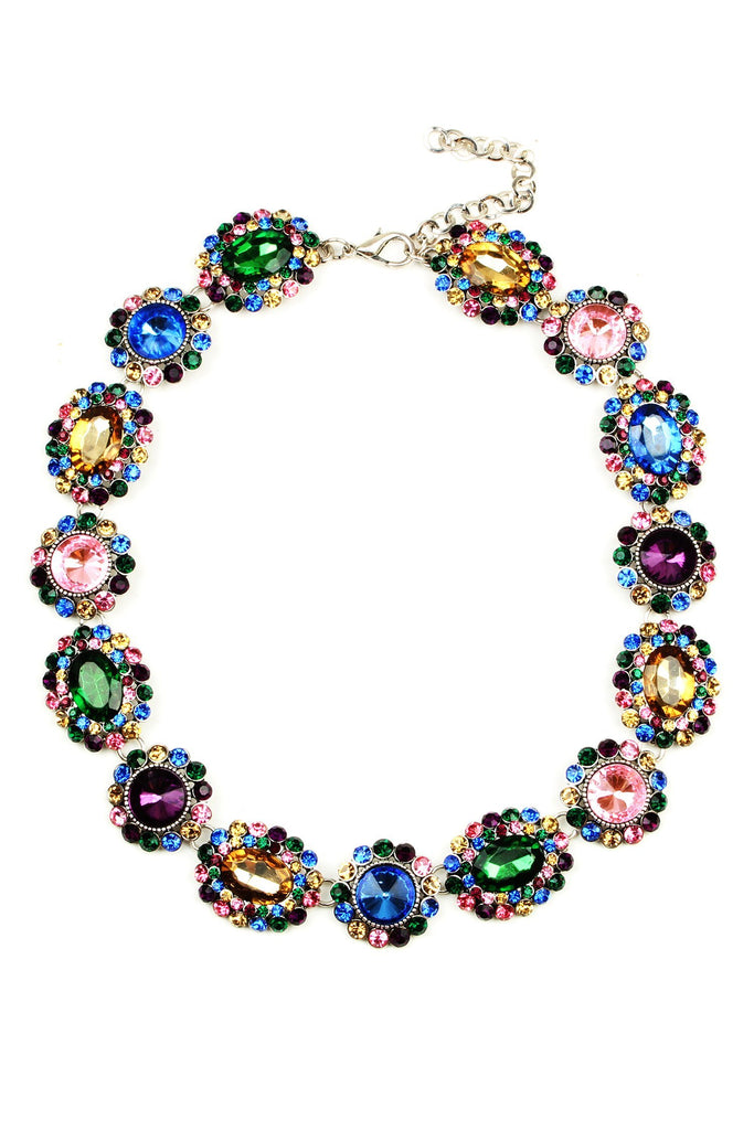 Juliet Necklace - Multi