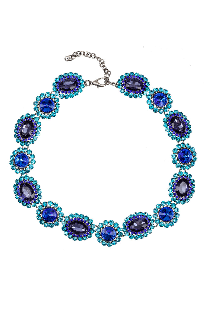 Juliet Necklace - Blue