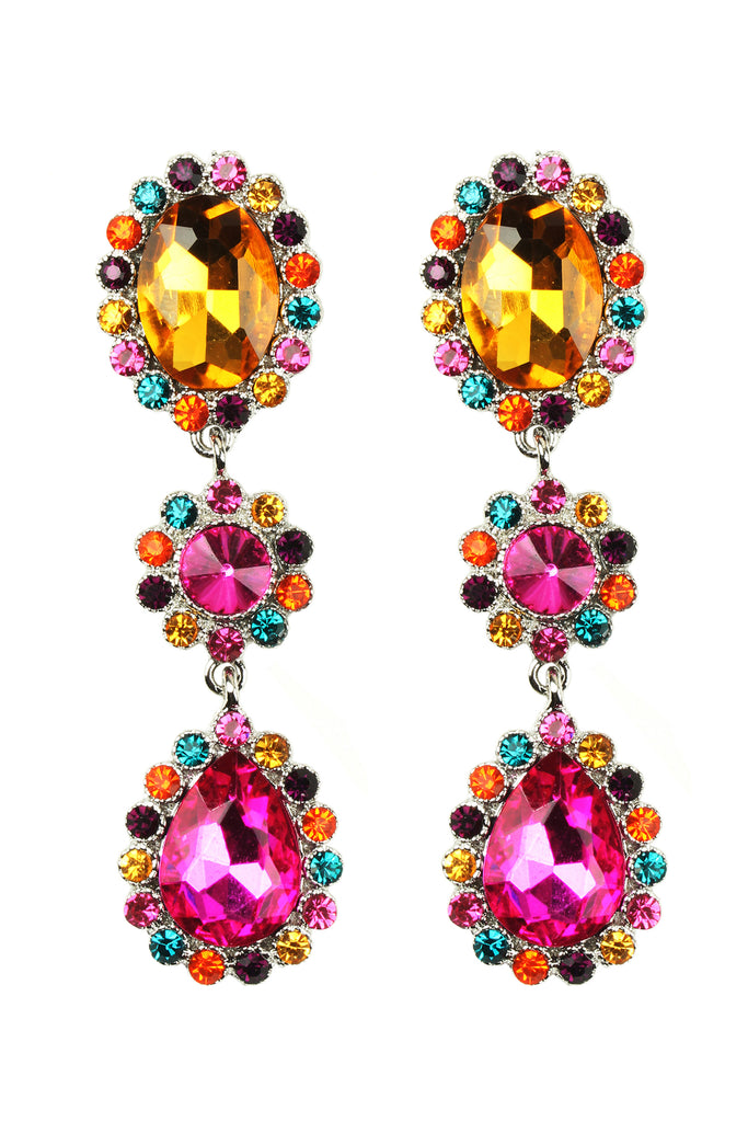 Alanza Earrings - Multi