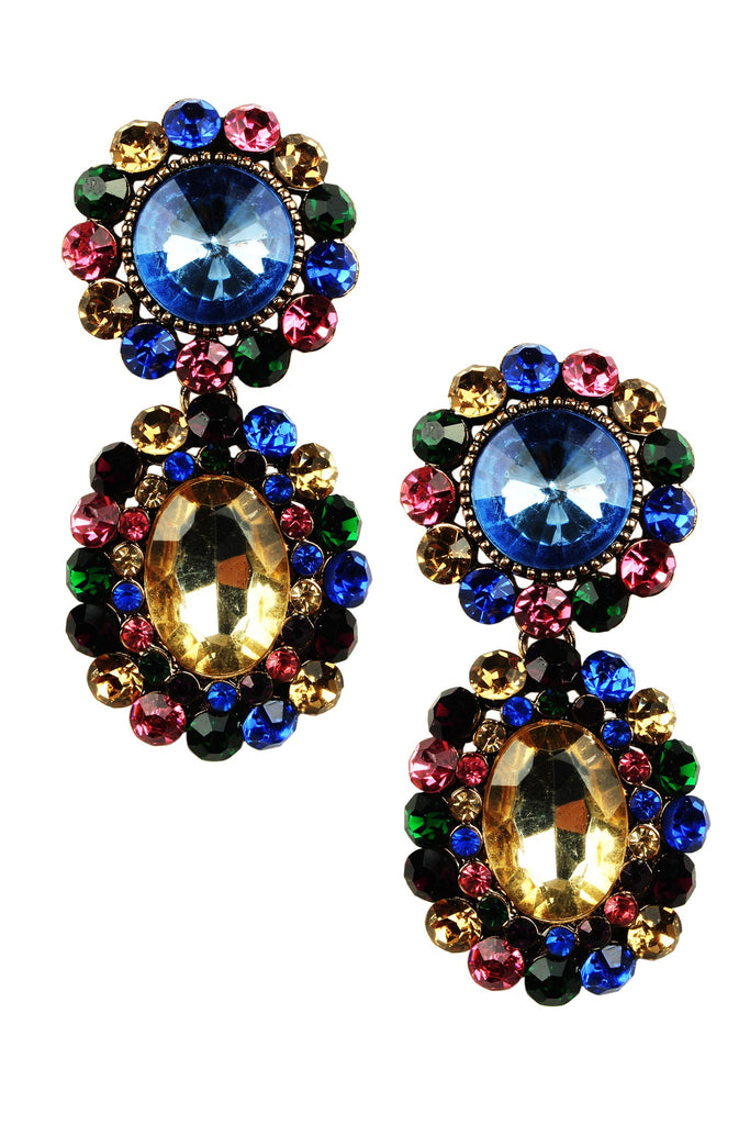 Aline Earrings - Multi