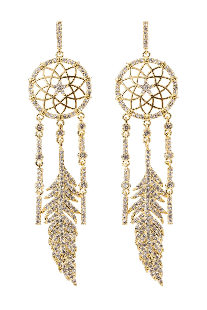 Dream Earrings - Gold