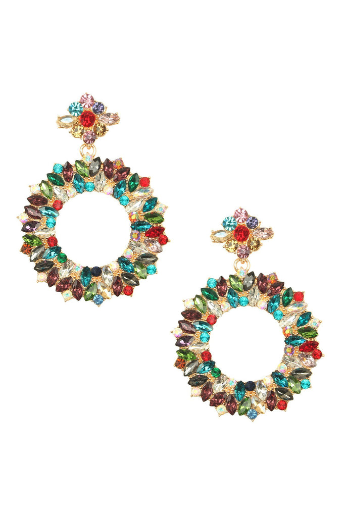 Riley Earrings - Multi