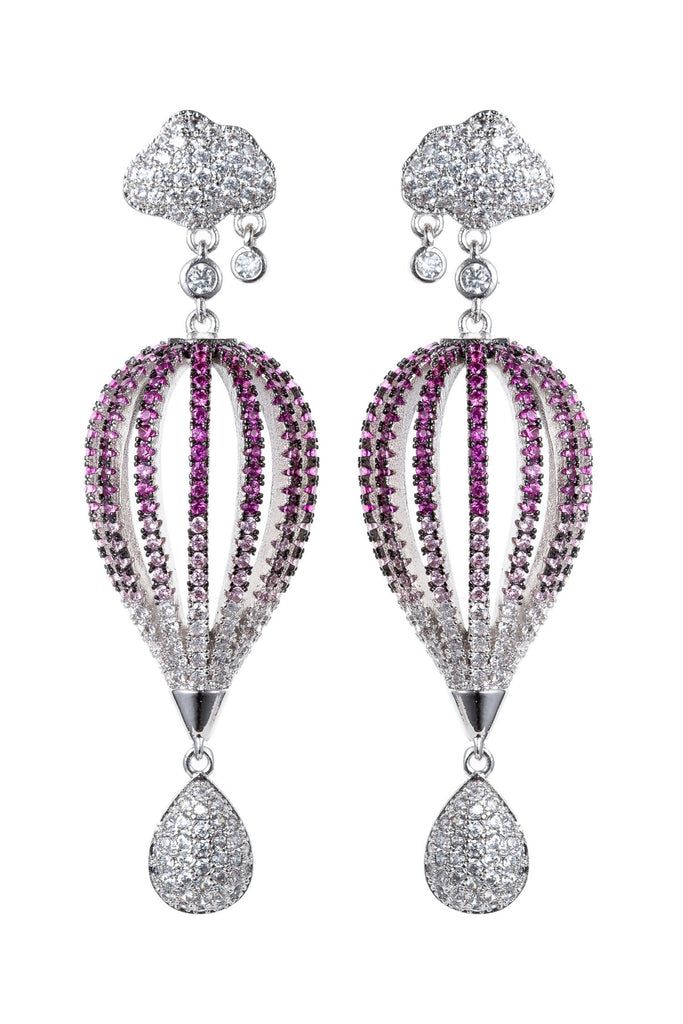 Montgolfière Earrings
