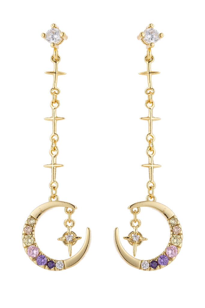 Mesiac Earrings
