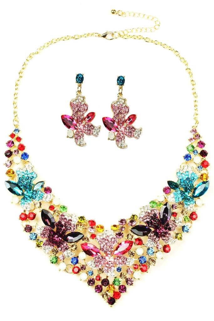 Rayna Necklace Set