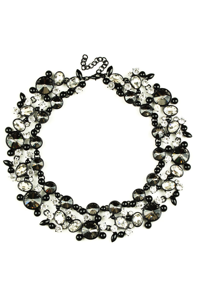 Alta Necklace - Black