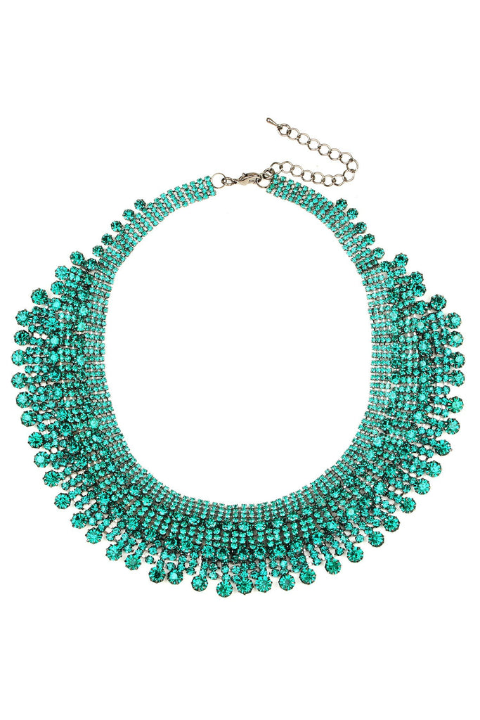 Yasin Necklace - Green
