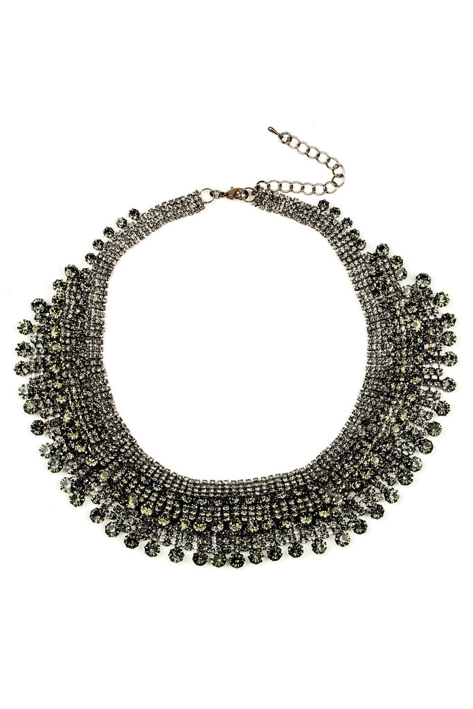 Yasin Necklace - Black