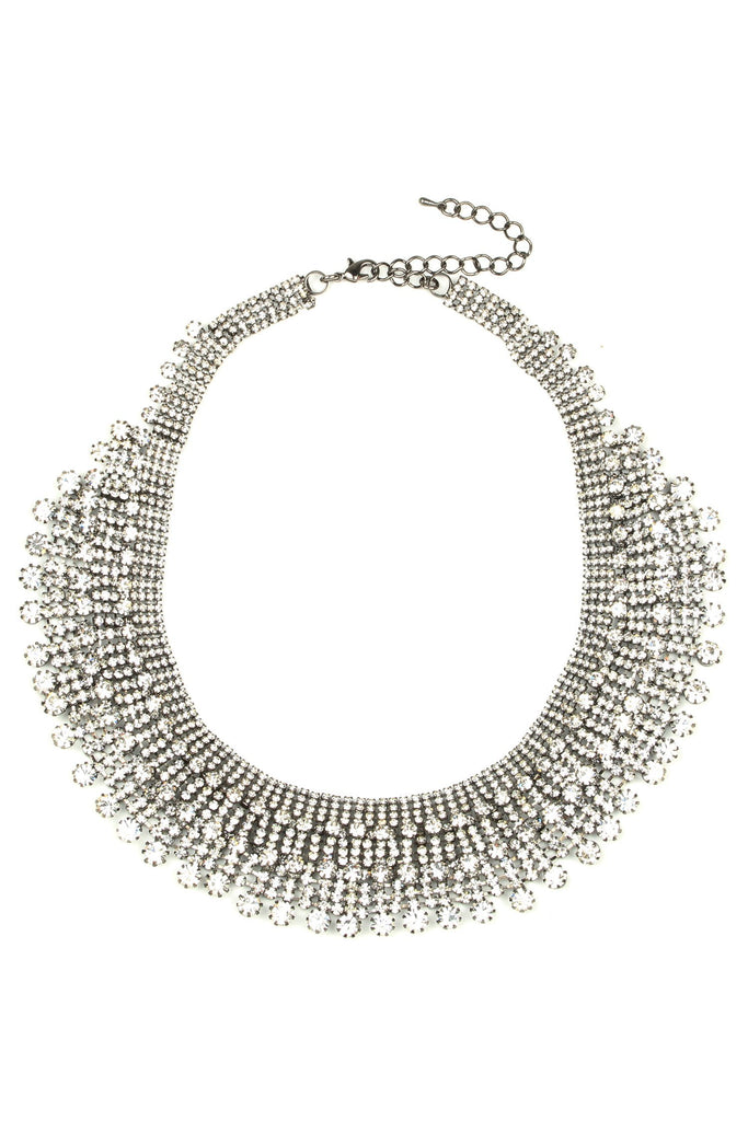 Yasin Necklace - Silver