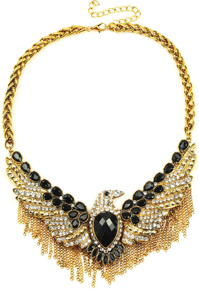 Fenix Necklace - Black