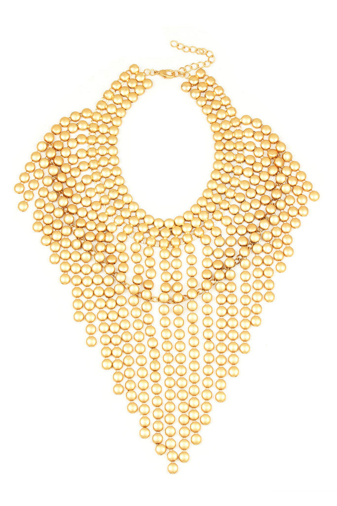 Selah Necklace - Gold