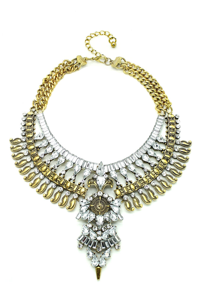 Nelly Necklace - Gold/Silver
