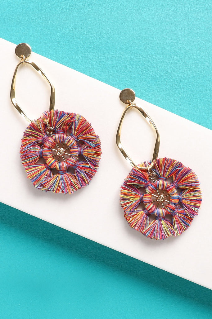 Avah Earrings - Multi