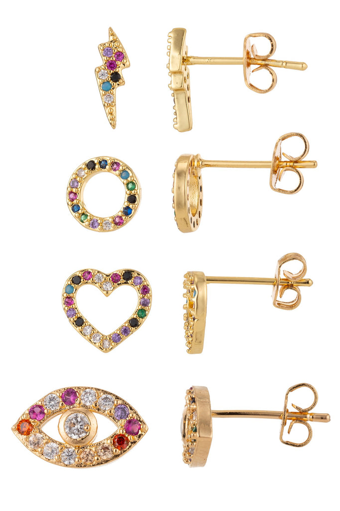 Dominika Earring Set