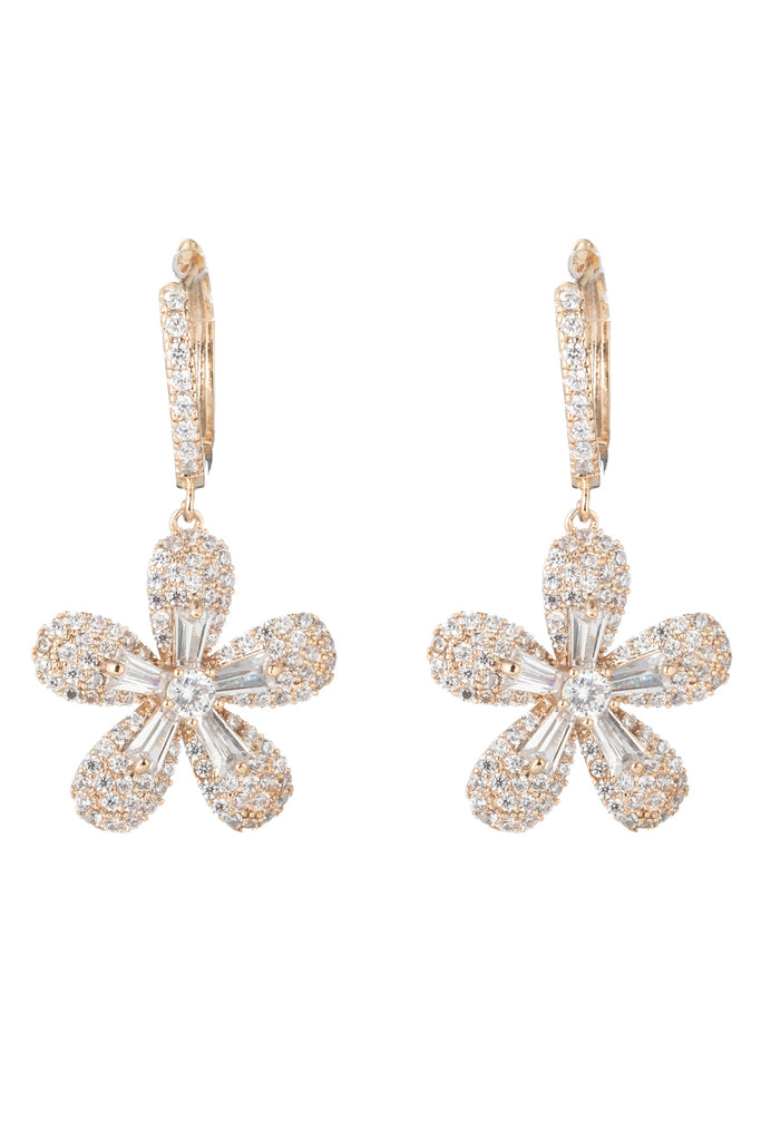 Maren CZ Earrings