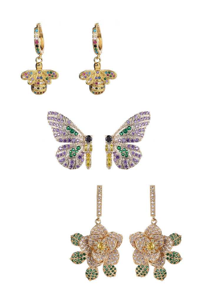Iveta Earring Set