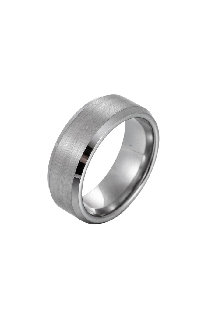 William Tungsten Ring