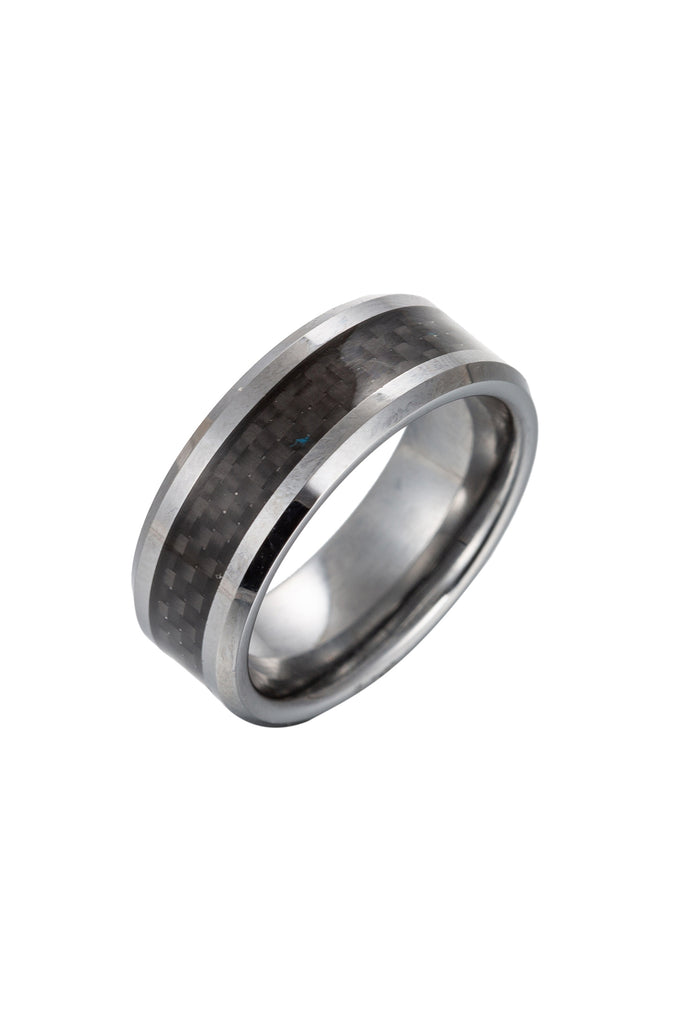 Joseph Tungsten Ring