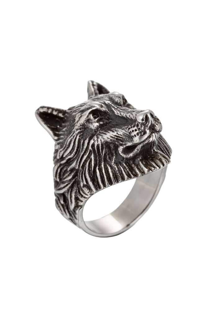 Germain Wolf Ring