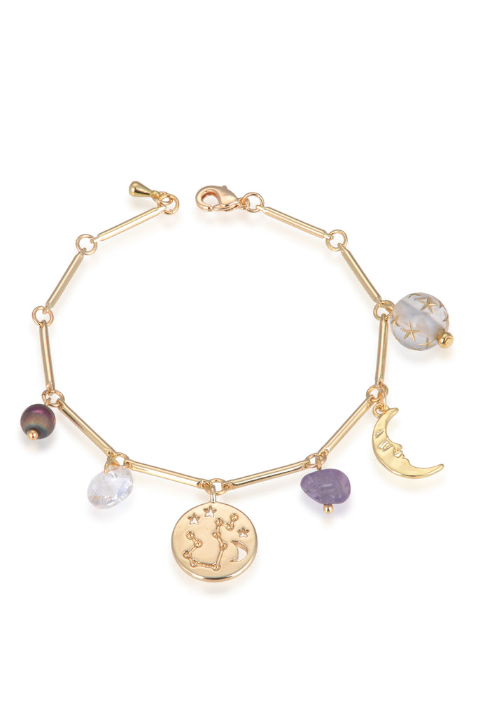 Night Bracelet: Aquarius
