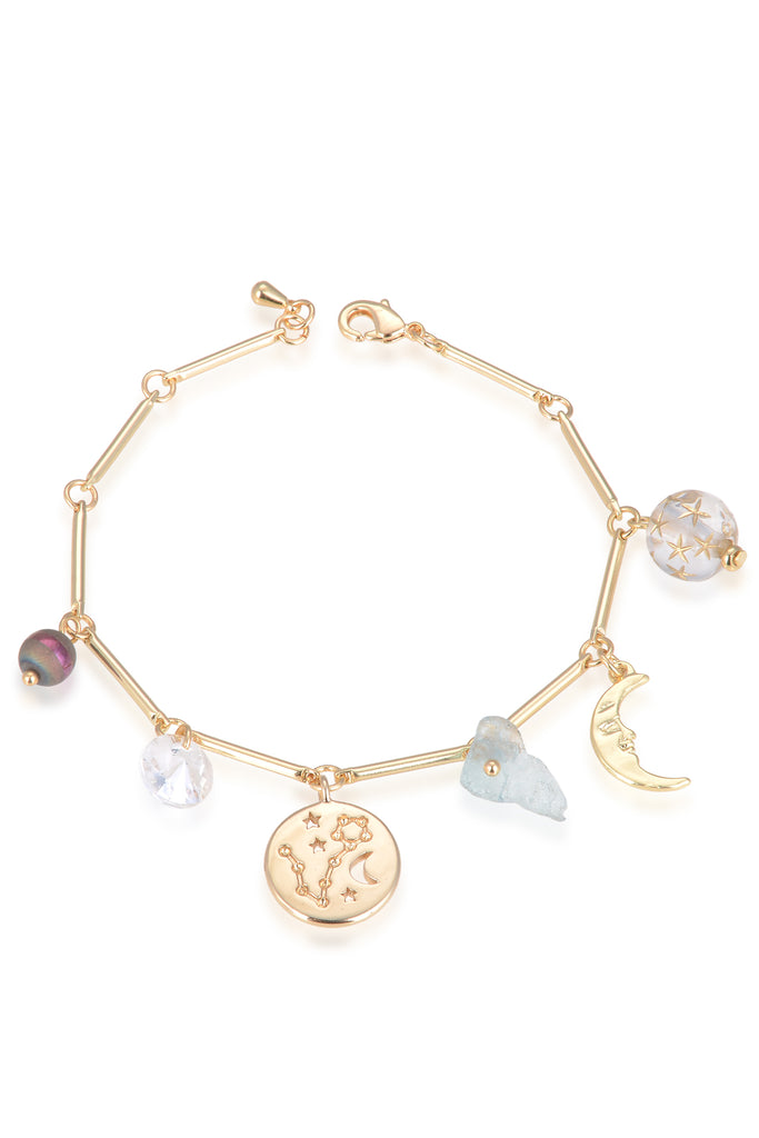 Night Bracelet: Pisces
