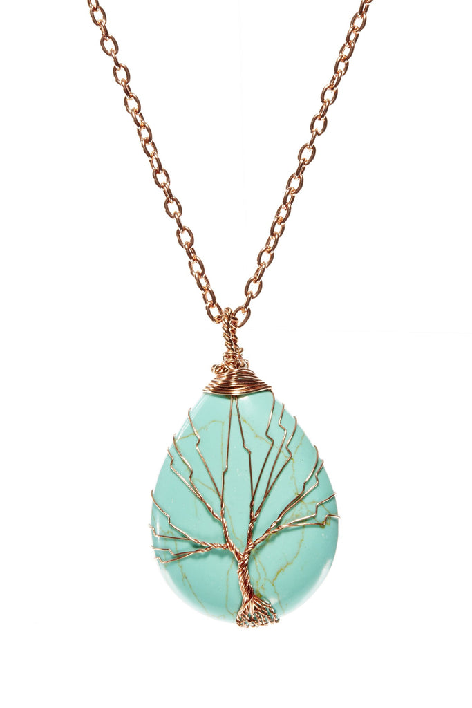 Arbre Pendant Necklace