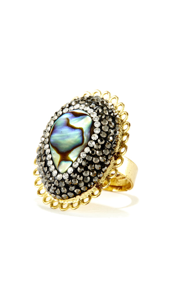 Oriana Adjustable Ring