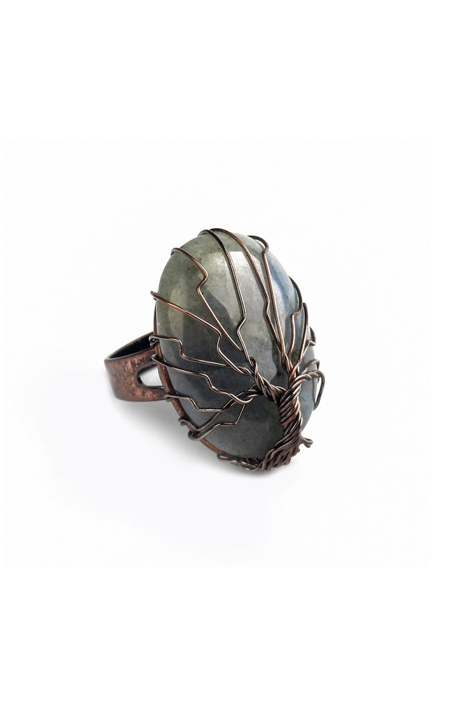Simone Adjustable Ring