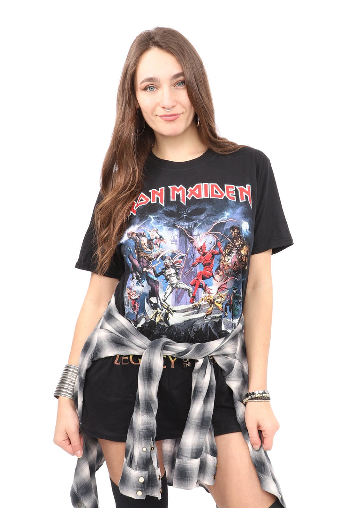 Iron Maiden T-Shirt - Legacy of the Beast - Black