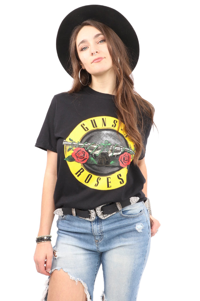 Guns 'N' Roses Logo (Black)