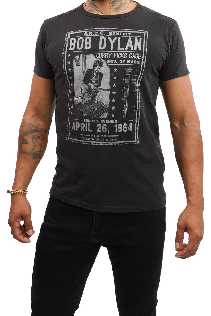 Bob Dylan T-Shirt - 1964 - Black