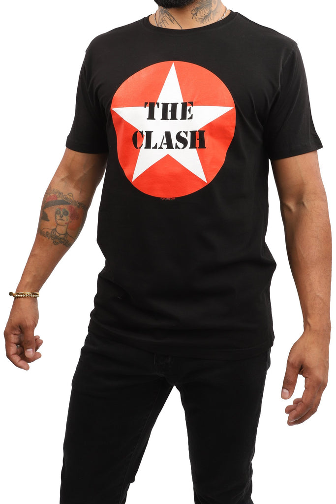 The Clash Star Logo