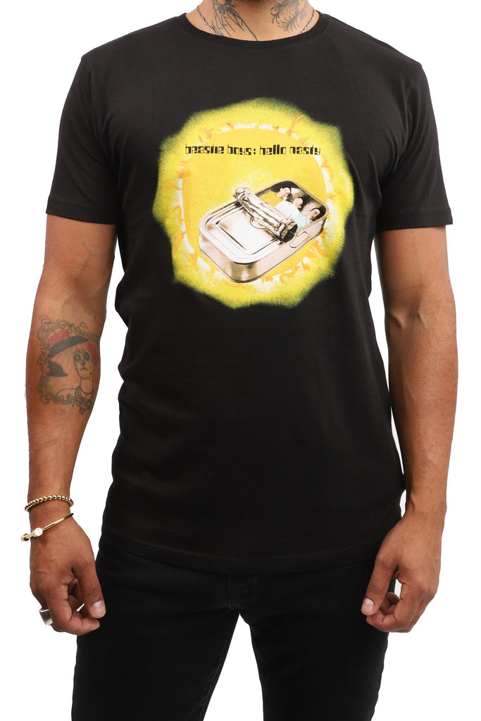 Beastie Boys T-Shirt - Hello Nasty - Black