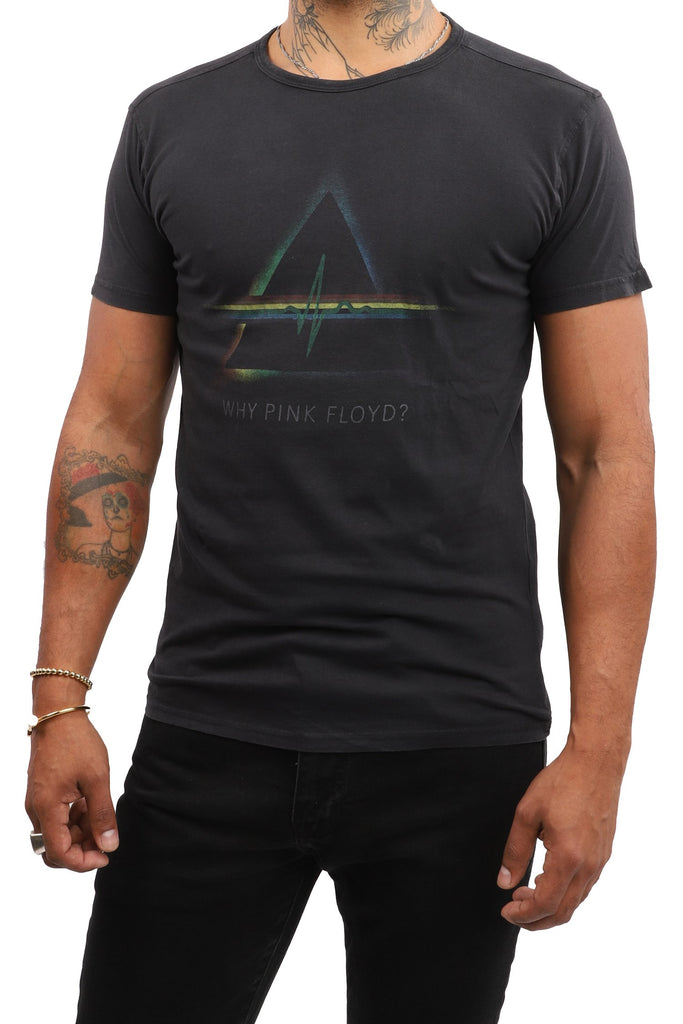 Pink Floyd T-Shirt - Why Pink Floyd - Black