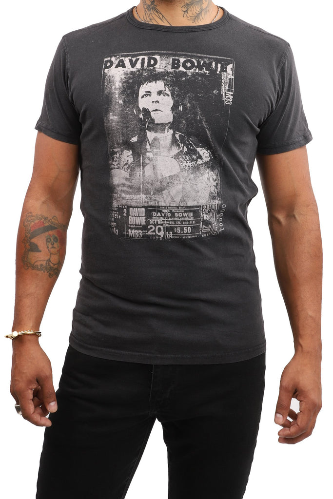 David Bowie T-Shirt - M33 - Black