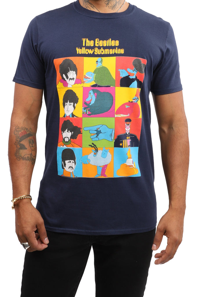 The Beatles - Yellow Submarine (Navy)