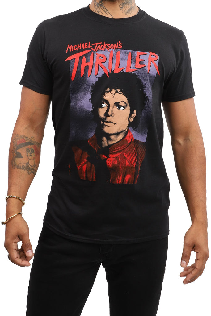 Michael Jackson - Thriller - Black T-Shirt