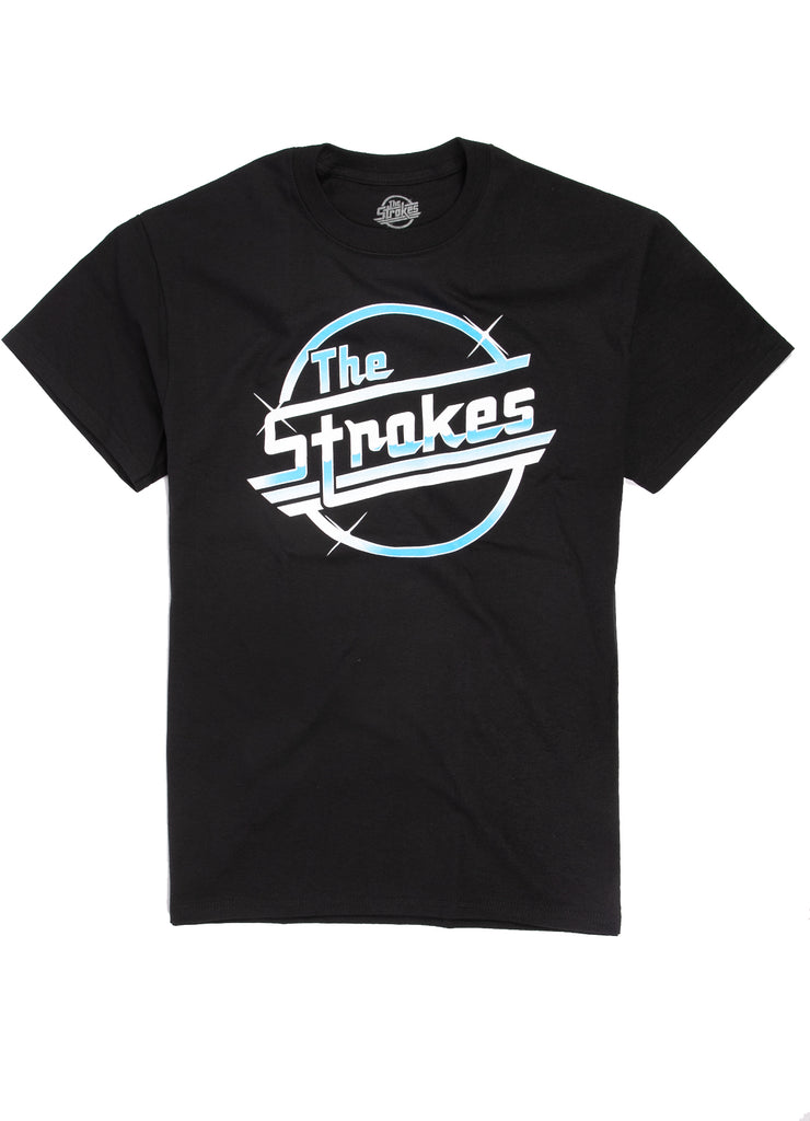 The Strokes official logo t-shirt.