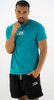 HHC GARMENT DYE SHIRT (Teal) - Just2Nice