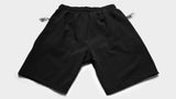 J2N BLACK ATHLETIC SHORTS - Just2Nice